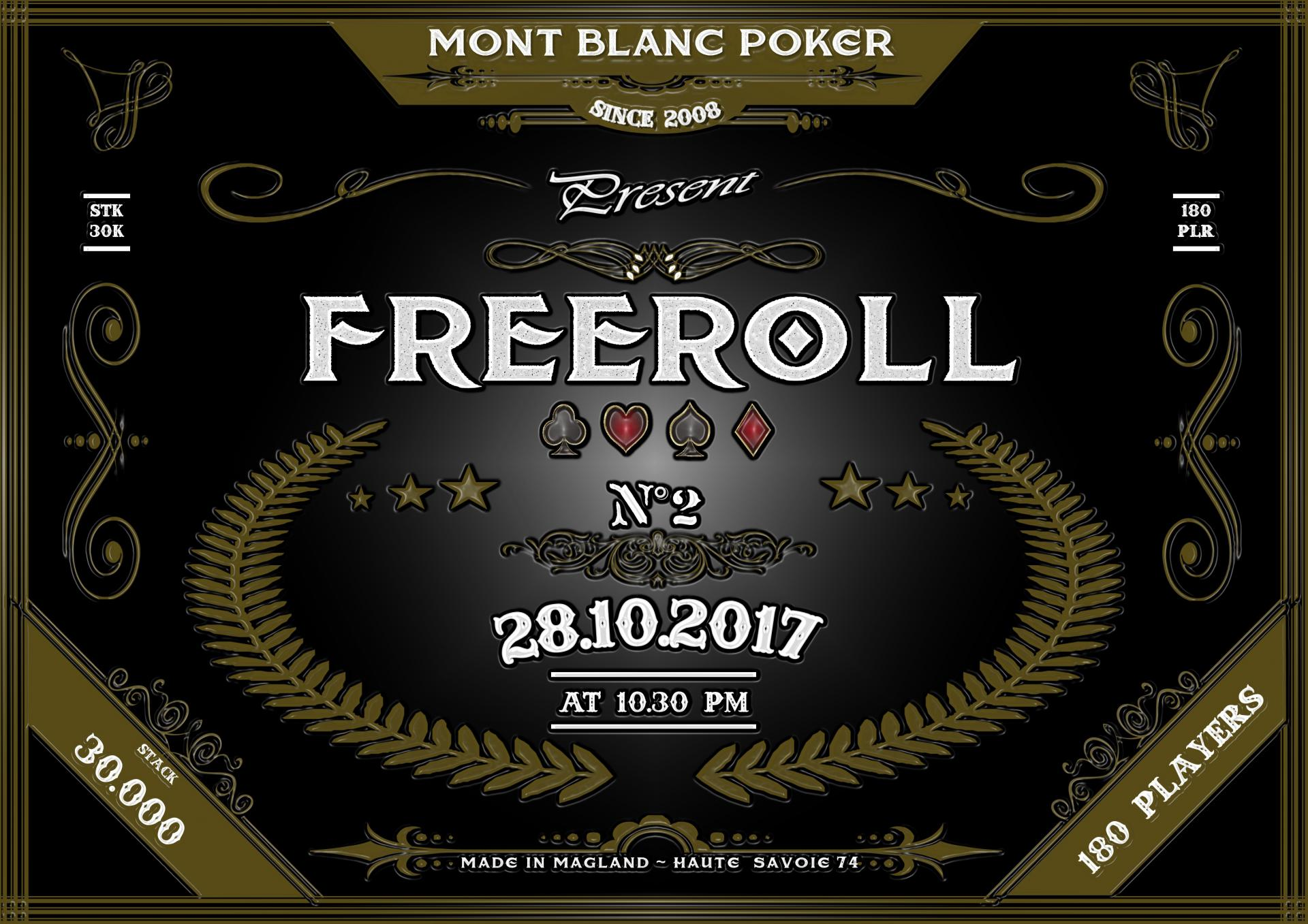 Freeroll 2 mbp 2017