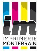 Logo imprimerie monterrain